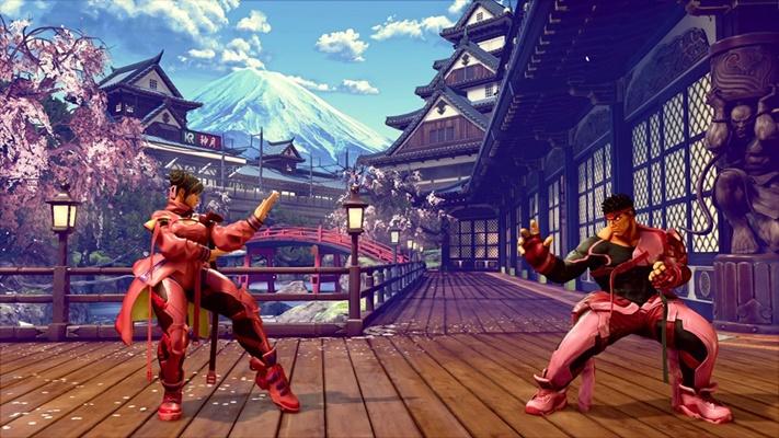 Street Fighter V ajuda na campanha contra o câncer de mama 1